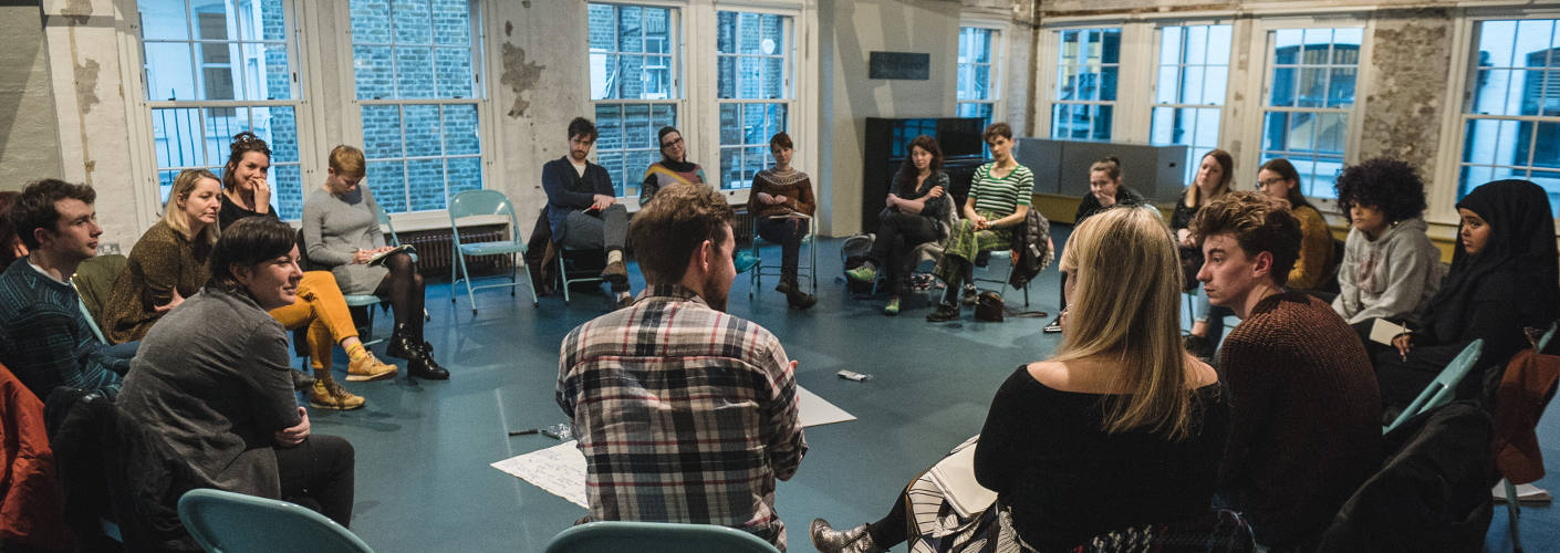 COMMON GROUND: Career Progression as a Working-Class Artist in Leeds