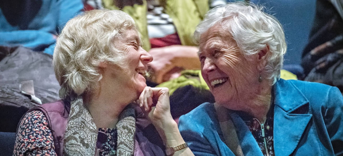 An Introduction to Dementia Friendly Performances
