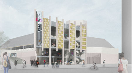 Green light for West Yorkshire Playhouse redevelopment with Arts Council England funding confirmation and grant of planning permission