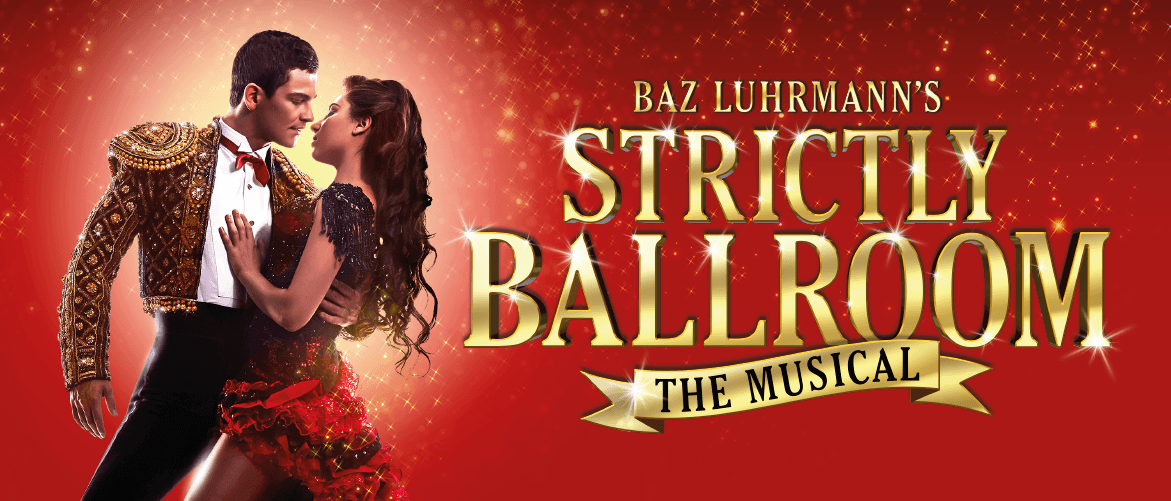 Strictly Ballroom The Musical: a sneak peek at our Christmas show… blog from Sally Sequins