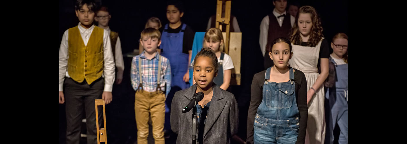 Youth Theatre: Journeys Show 2