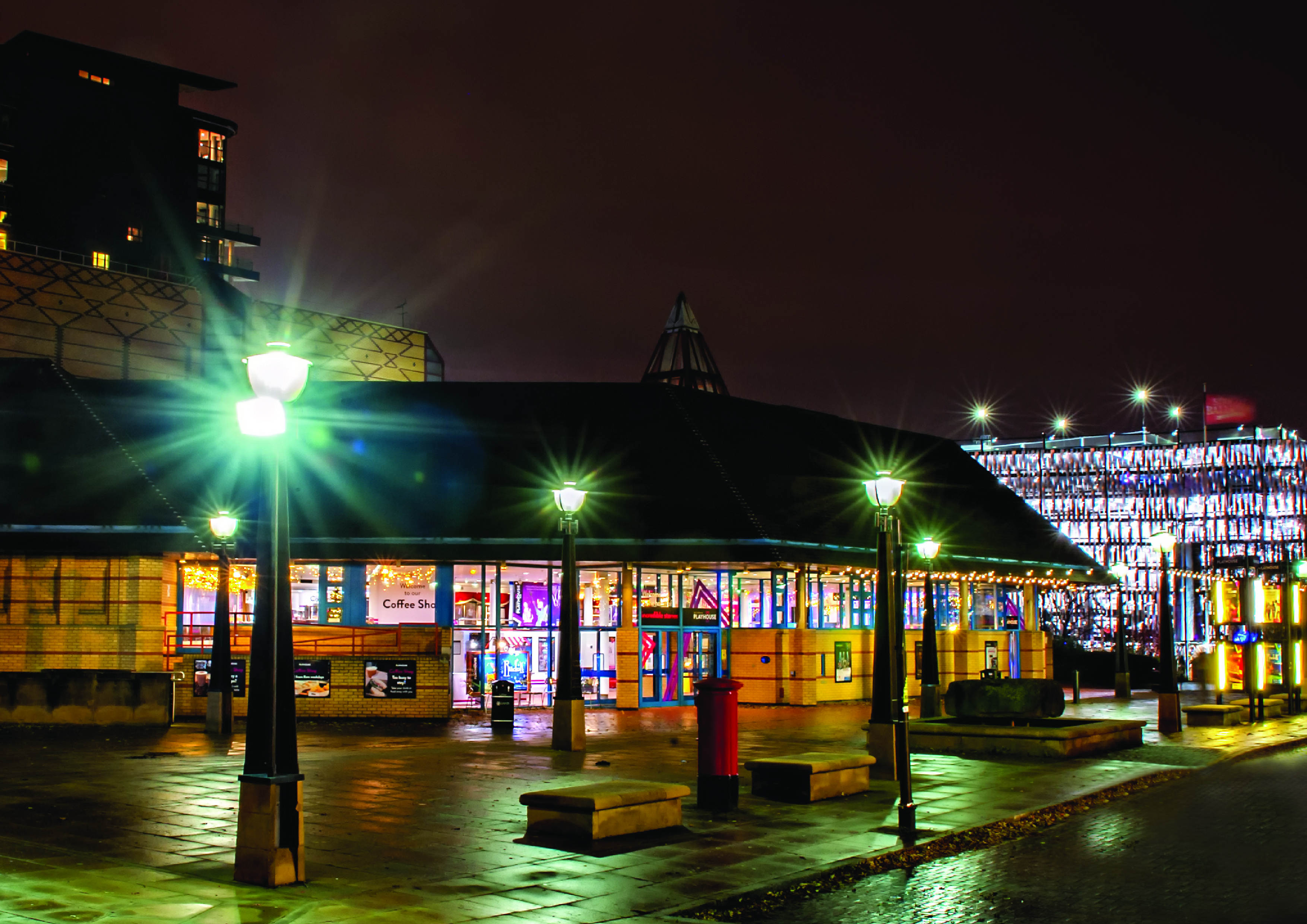 West Yorkshire Playhouse shortlisted for top tourism award