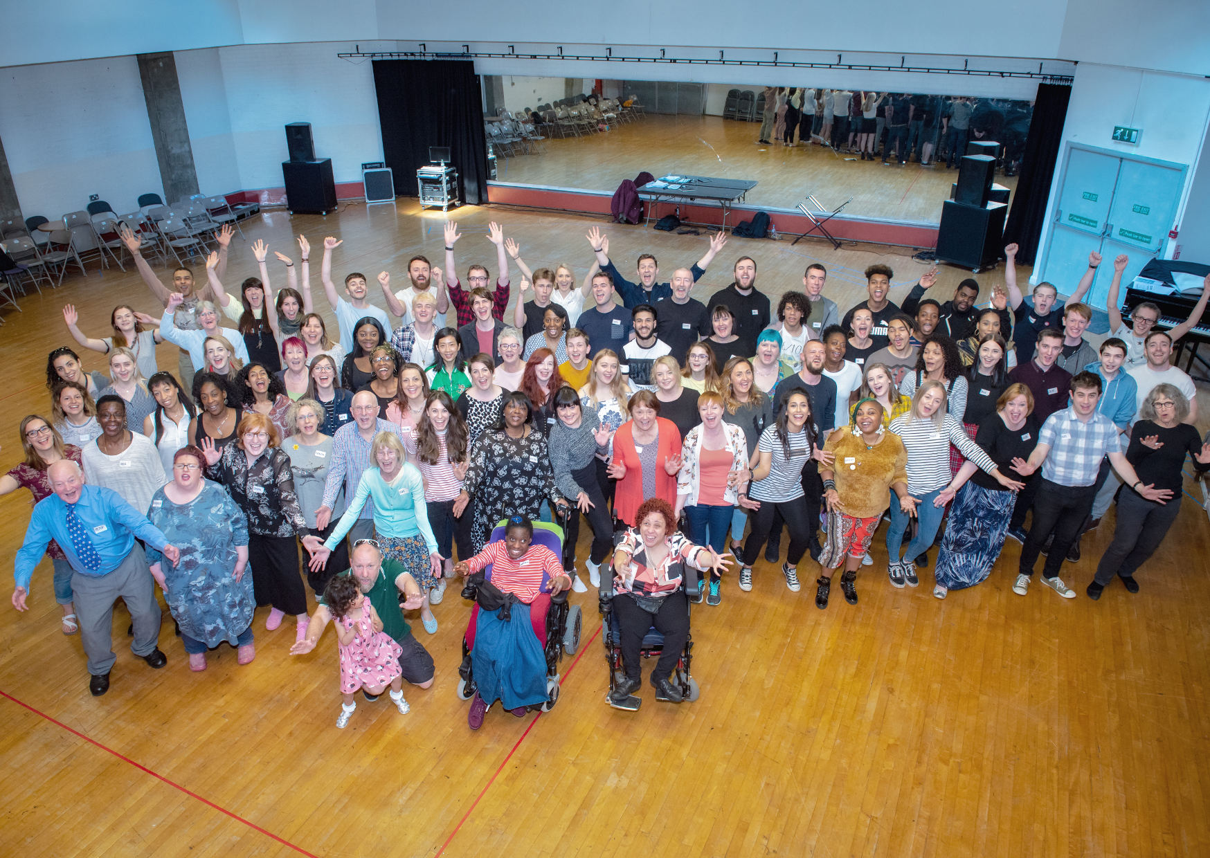 West Yorkshire Playhouse searches for Leeds' heart in epic community celebration ahead of redevelopment
