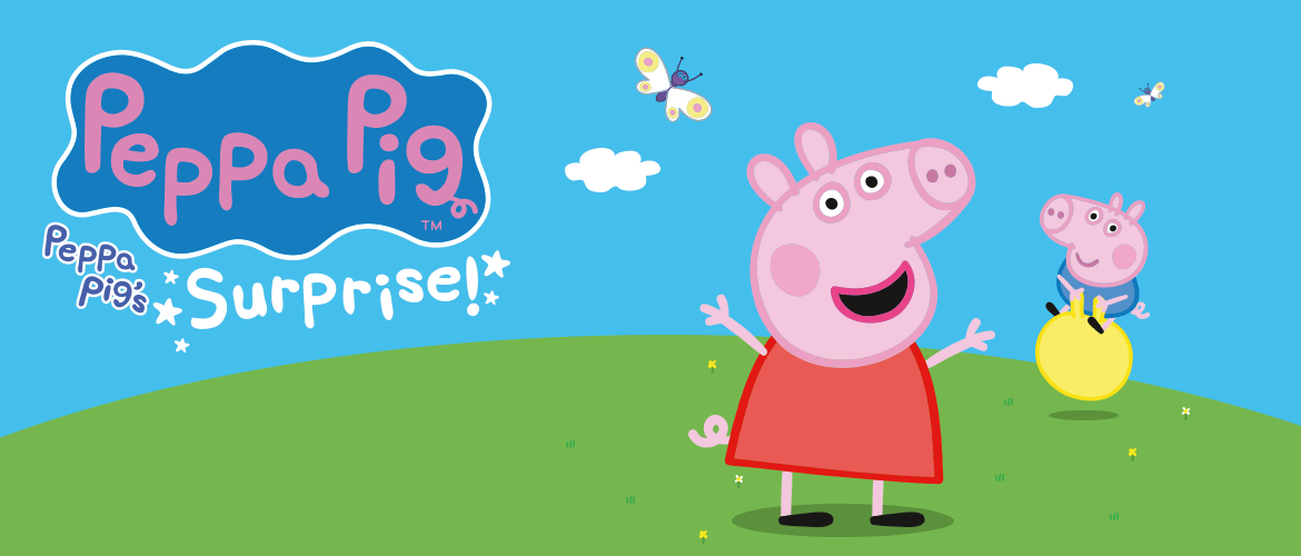 Peppa Pig's Surprise (2016) | Leeds Playhouse