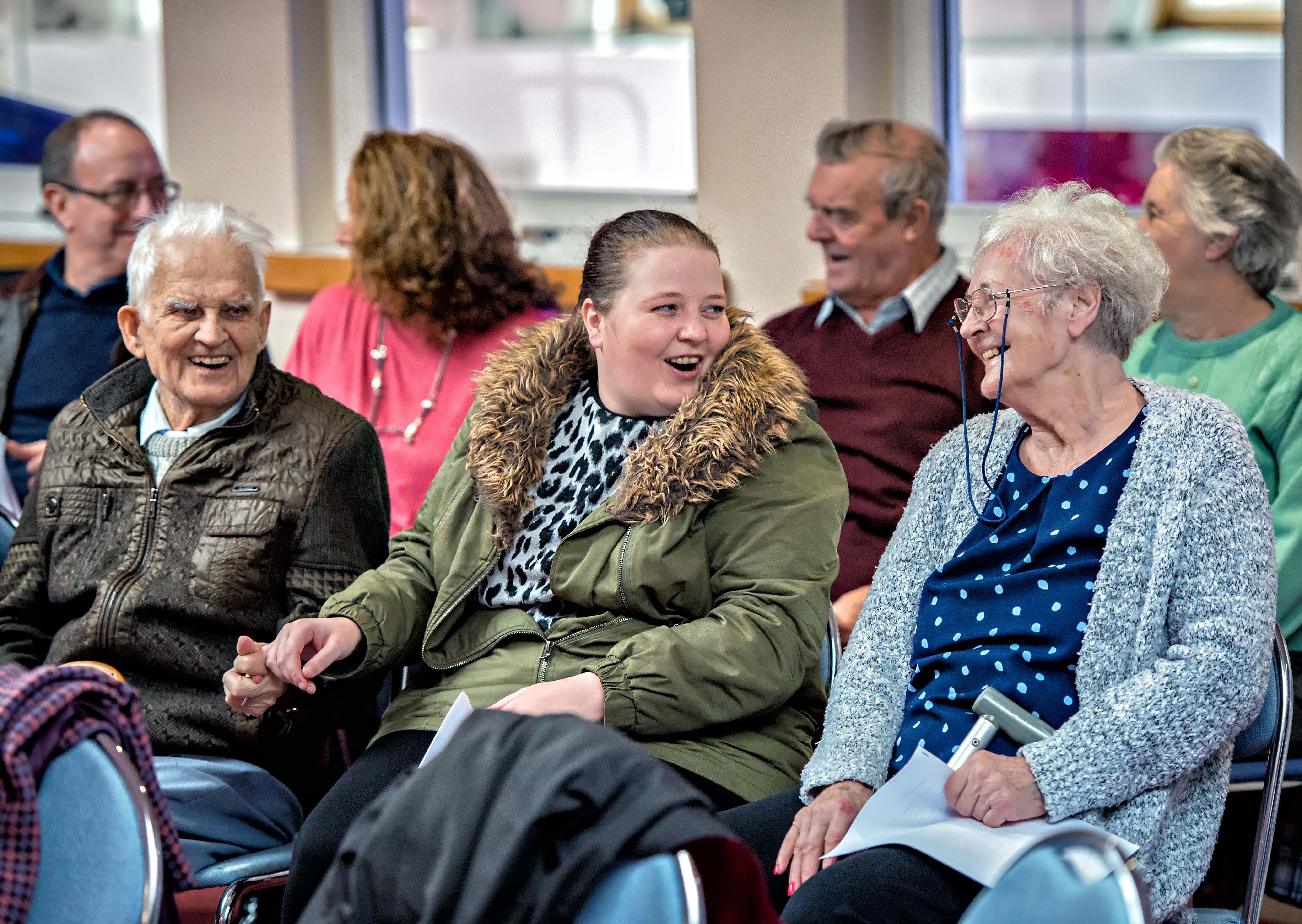 West Yorkshire Playhouse awarded £99,950 grant to develop Festival of Theatre and Dementia