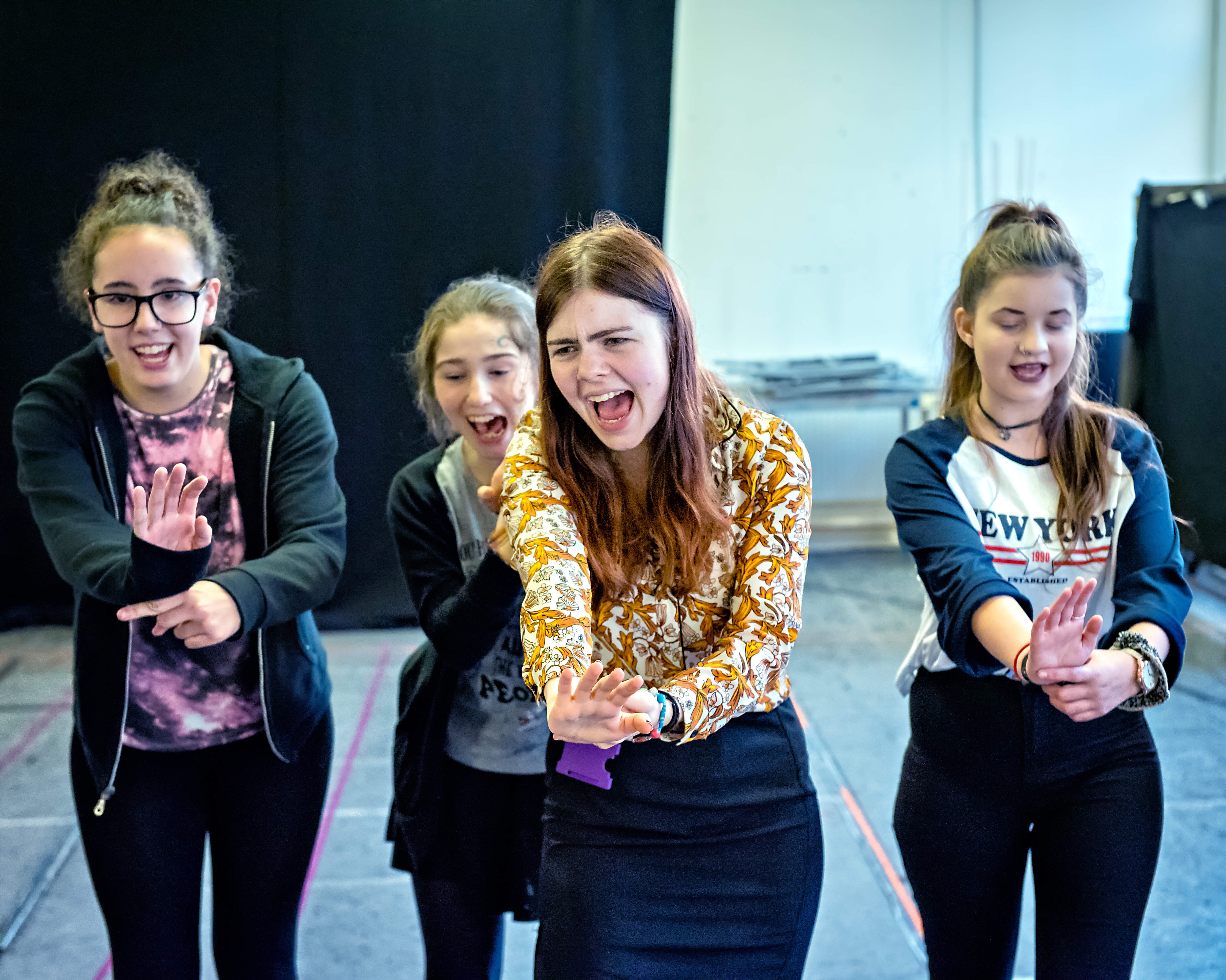 Loud and passionate: Leeds young people making their voices heard at West Yorkshire Playhouse