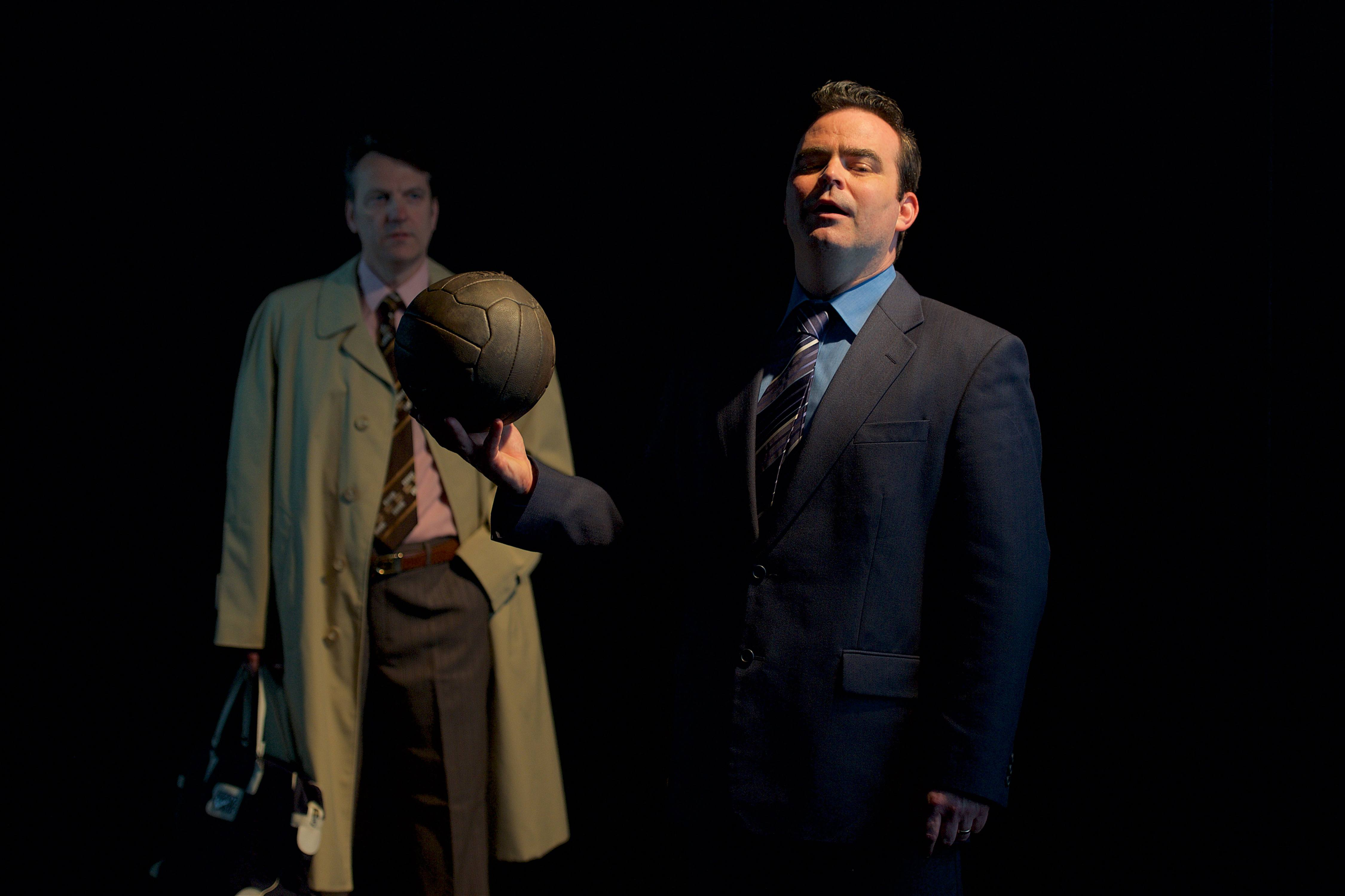 The Damned United – stage adaptation of David Peace's novel returns to West Yorkshire Playhouse after sell-out success