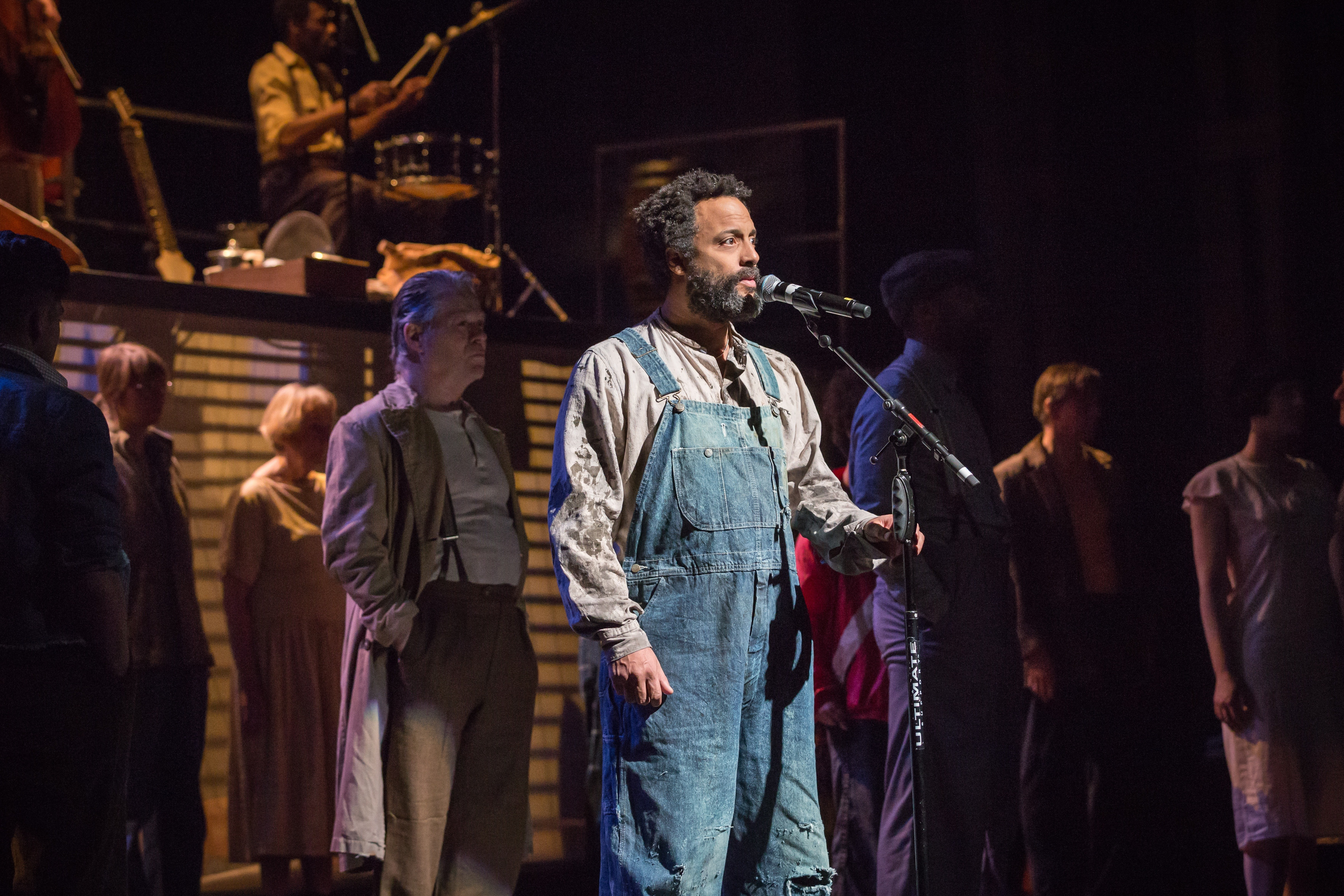 John Steinbeck's classic The Grapes of Wrath comes to West Yorkshire Playhouse