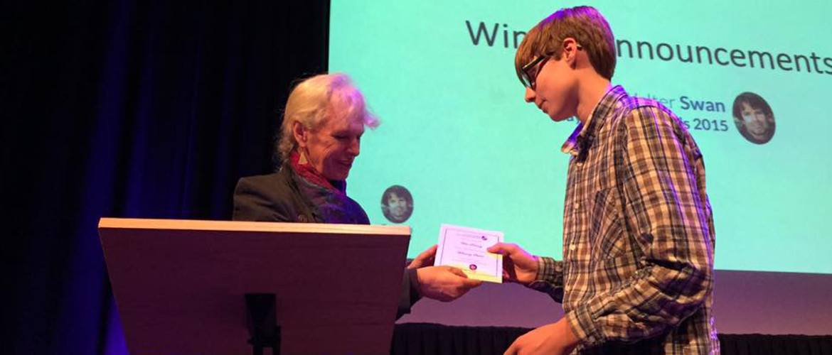 Walter Swan Trust Playwriting Competition (2015)