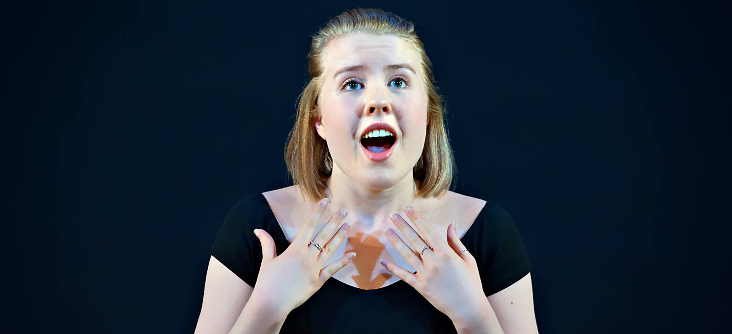 Youth Theatre Monologue Masterclass for 14 – 21 year olds