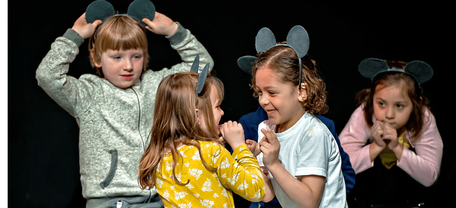 Youth Theatre Discover Playing Together