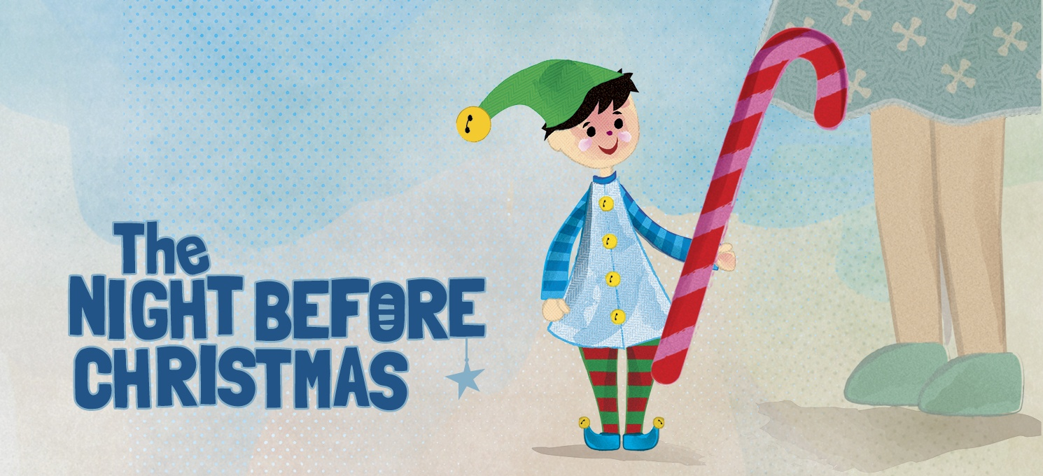 The Night Before Christmas (BSL) @ Leeds Playhouse