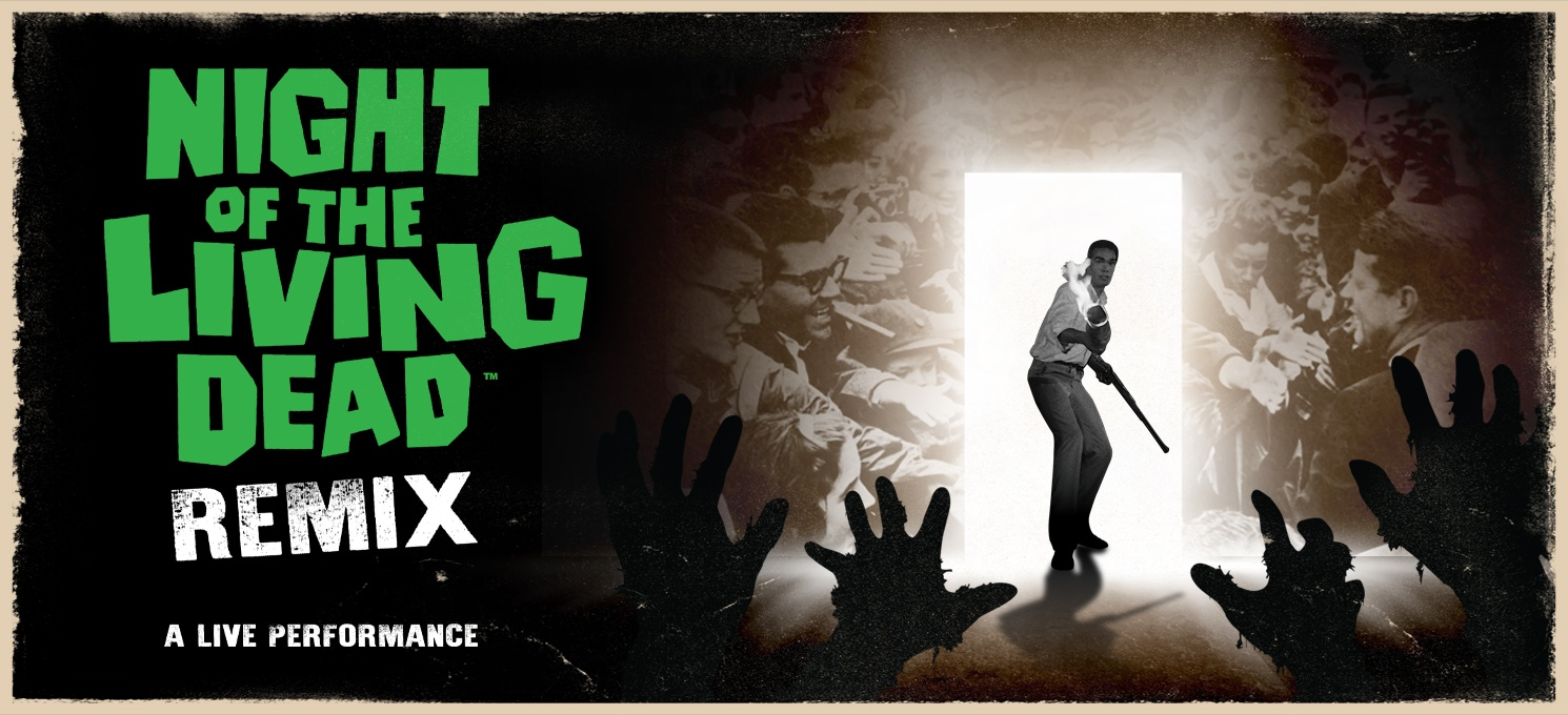 Night of the Living Dead (tm) - Remix (ST) @ Leeds Playhouse